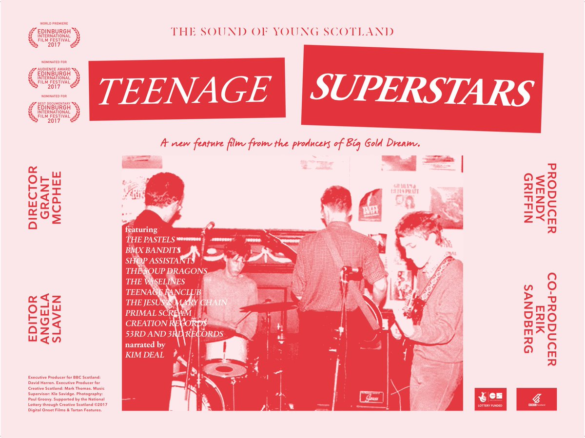 Teenage Superstars – Big Gold Dreams + Teenage Premonitions