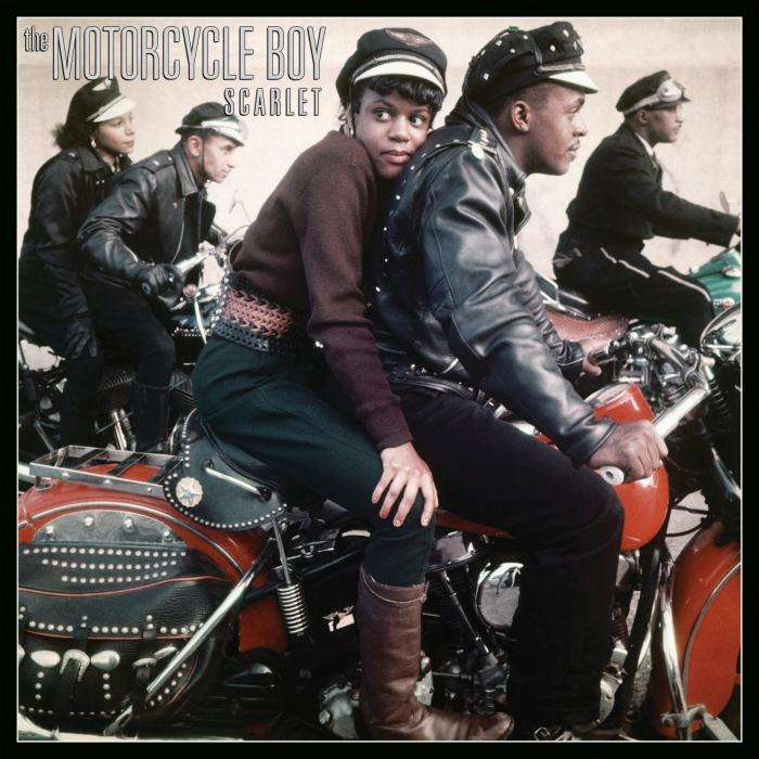 Harlem Motorcycle Gang